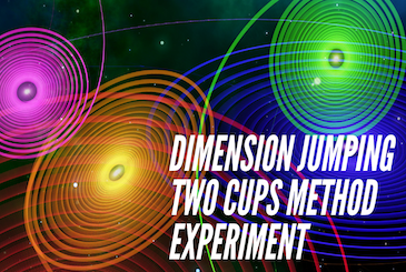 Dimensional jumping two cups method