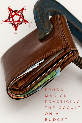 Practicing The Occult On A Budget * Frater Lucath Occultist